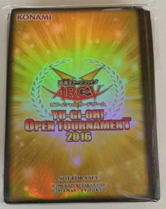 [OT] スリーブ Open Tournament 2016  (黄)