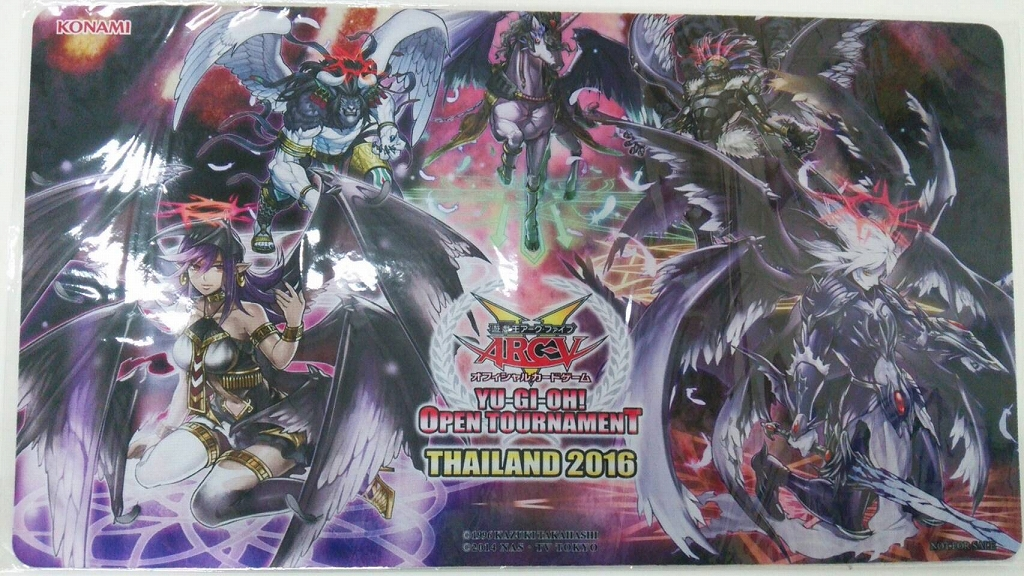 [Limited]プレイマットOPEN TOURNAMENT THAILAND 2016 堕天使