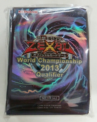 [Limited]スリーブ World Championship 2013 Qualifier